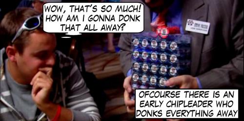 World Series of Poker Comic 112