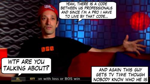 World Series of Poker Comic 113