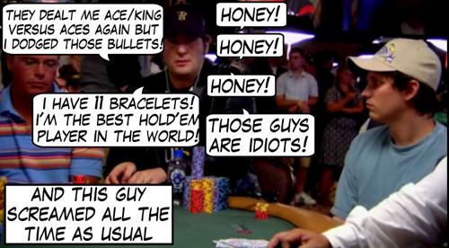 World Series of Poker Comic 114