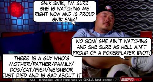 World Series of Poker Comic 118