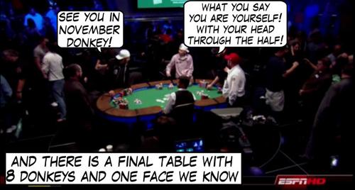 World Series of Poker Comic 119