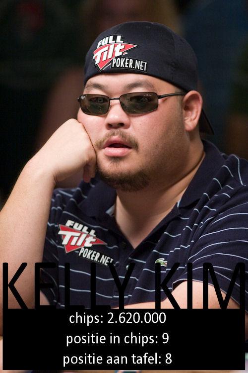 November 9 - WSOP 2008 finaletafel 108
