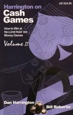 Harrington on Cash Games Volume II 101