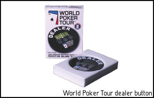 Gratis Dealer Button bij PokerChips.nl 101