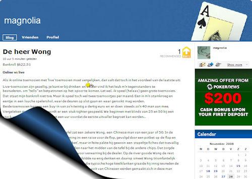 PokerNews Magazine en Unibet Open Warschau - De Week van PokerNews 101