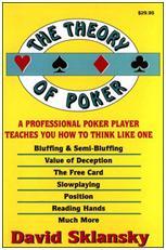 David Sklansky Poker Legend 103