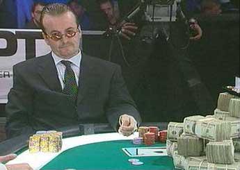 Dave Ulliot aka The Devilfish - Poker Legend Dave Ulliot 104