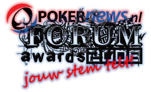 PokerNews Forum Awards - De Week van PokerNews 101