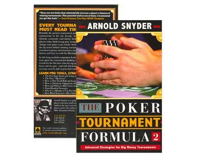 The Poker Tournament Formula 2 - Arnold Snyder 102