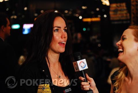 Saidal Wardak wint bounty event - Aussie Millions Report Saidal Wardak 101