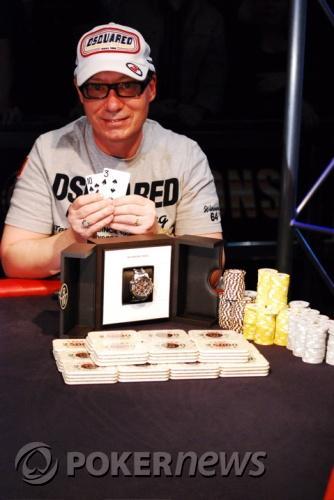 David Steicke wint High Roller event - Aussie Millions Report 101