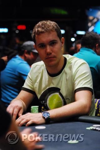 David Steicke wint High Roller event - Aussie Millions Report 104