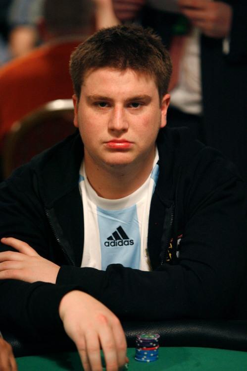 Isaac Baron - Poker Legend Isaac Baron 105