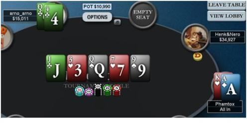 Win grote prijzen in de PokerNews League 103