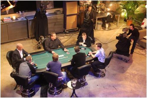 Late Night Stars of Poker 109