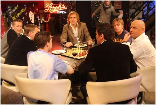 Late Night Stars of Poker 110