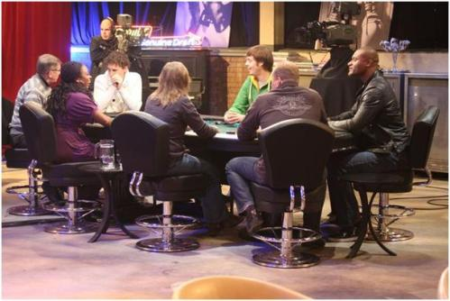 Late Night Stars of Poker 111