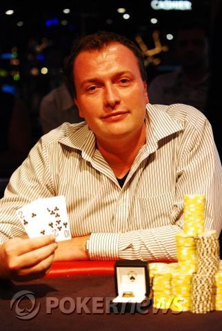 Dom Classics Report: Hugo Kikkert wint €440,- freeze-out tijdens Dom Classics 108