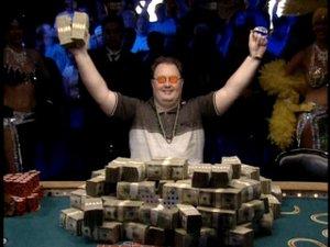 Greg Raymer - Poker Legend Greg Raymer aka Fossilman 102