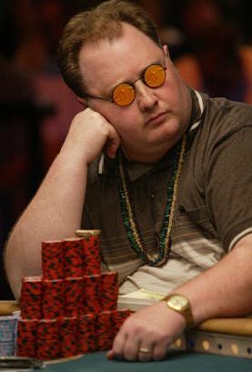 Greg Raymer - Poker Legend Greg Raymer aka Fossilman 104