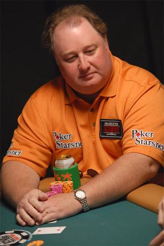 Greg Raymer - Poker Legend Greg Raymer aka Fossilman 101