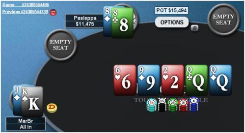 Nederlandse PokerNews League Week 4 - Speel mee en win prijzen 101