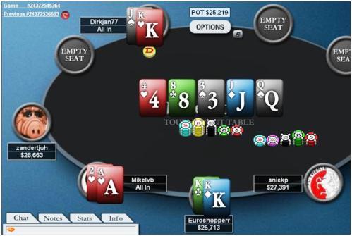 Nederlandse PokerNews League Week 4 - Speel mee en win prijzen 105