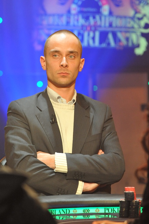 Amsterdammer Jero Brokaar Pokerkampioen van Nederland 2009 101