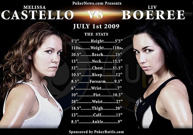 Boeree v. Castello in 'Rumble Nowhere Near the Rio' July 1st 101
