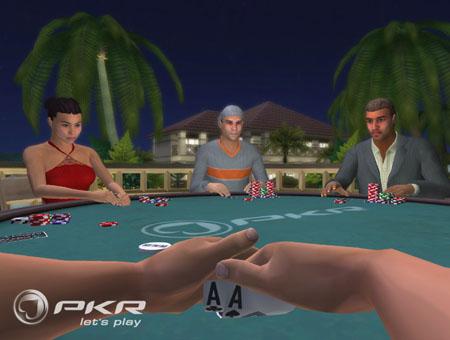 3D играта в PKR 101