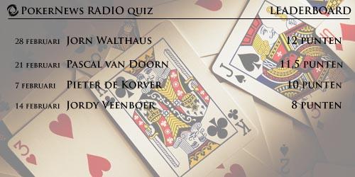 PokerNews Radio - luister de uitzending terug van 28 februari 101
