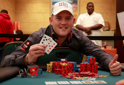 PokerNews PROfile - Pieter de Korver 106