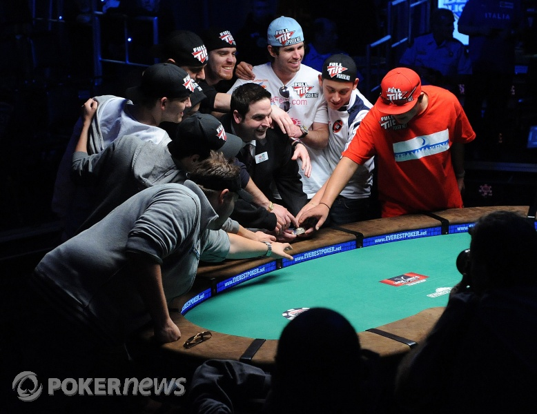 Foxwoods daily poker tournaments schedule