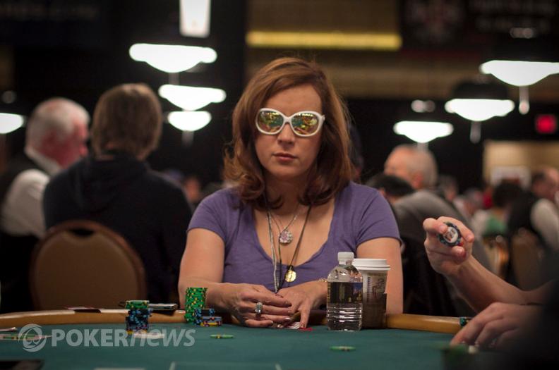 Joueuse de poker americaine sp taylor poker