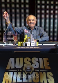 A Historical Look at the Aussie Millions from 2008-2011 104