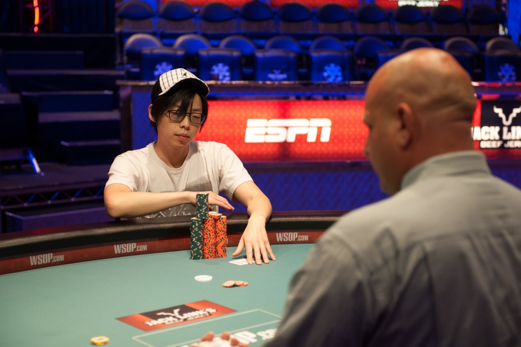 All Mucked Up: 2012 World Series of Poker Day 8 Live Blog 101