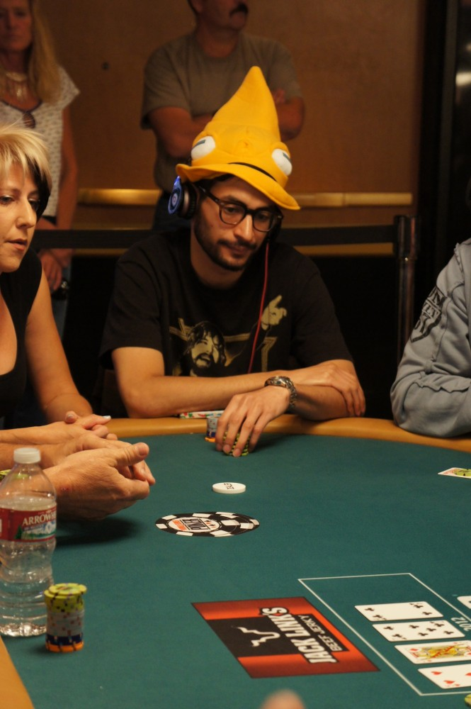 All Mucked Up: 2012 World Series of Poker Day 9 Live Blog 105