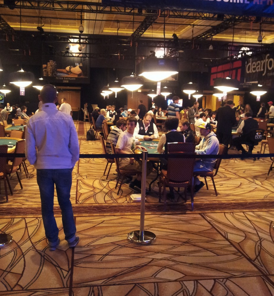 All Mucked Up: 2012 World Series of Poker Day 9 Live Blog 109