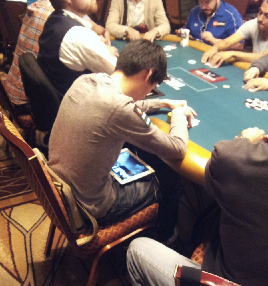 All Mucked Up: 2012 World Series of Poker Day 9 Live Blog 110