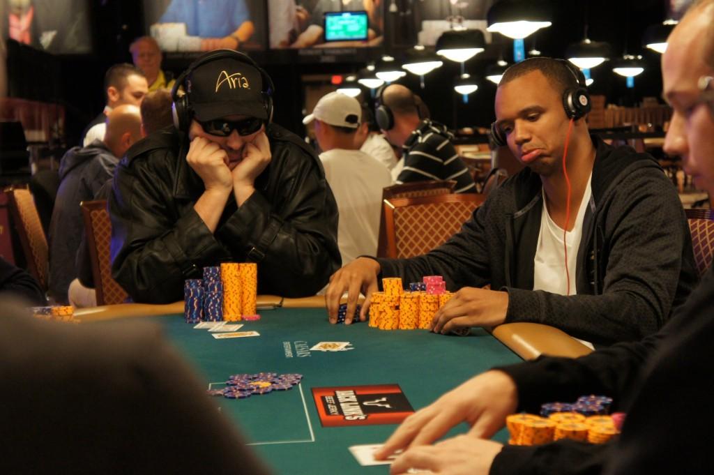 poker muck