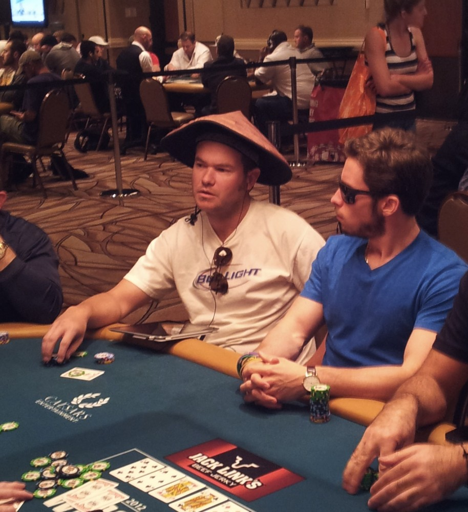 All Mucked Up: 2012 World Series of Poker Day 13 Live Blog 101