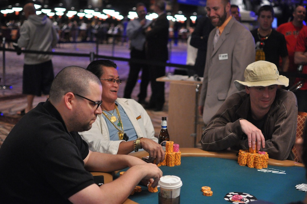 All Mucked Up: 2012 World Series of Poker Day 17 Live Blog 107