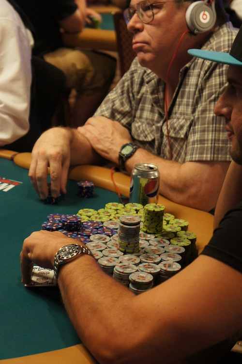 All Mucked Up: 2012 World Series of Poker Day 20 Live Blog 108