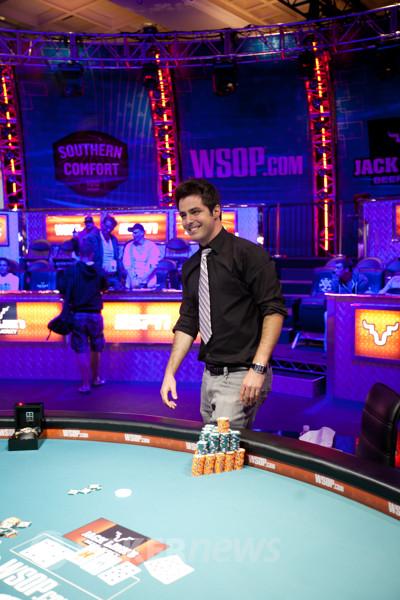 2012 WSOP: Ivey na dalším finálovém stole! 101