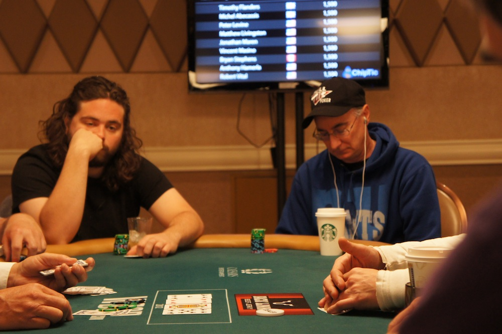 All Mucked Up: 2012 World Series of Poker Day 30 Live Blog 101