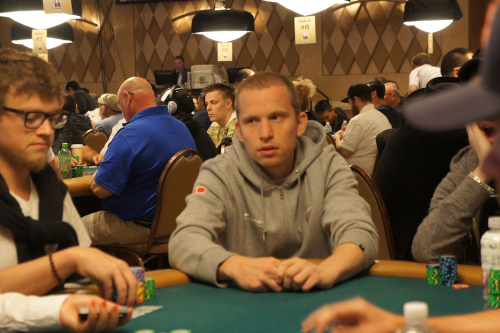 All Mucked Up: 2012 World Series of Poker Day 32 Live Blog 101