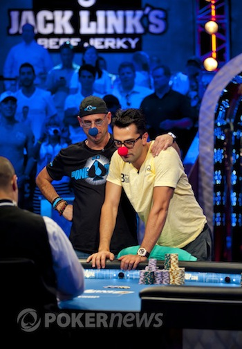 Antonio Esfandiari Wins  Million at WSOP Big One for One Drop M Buy-in Poker Tournament 101