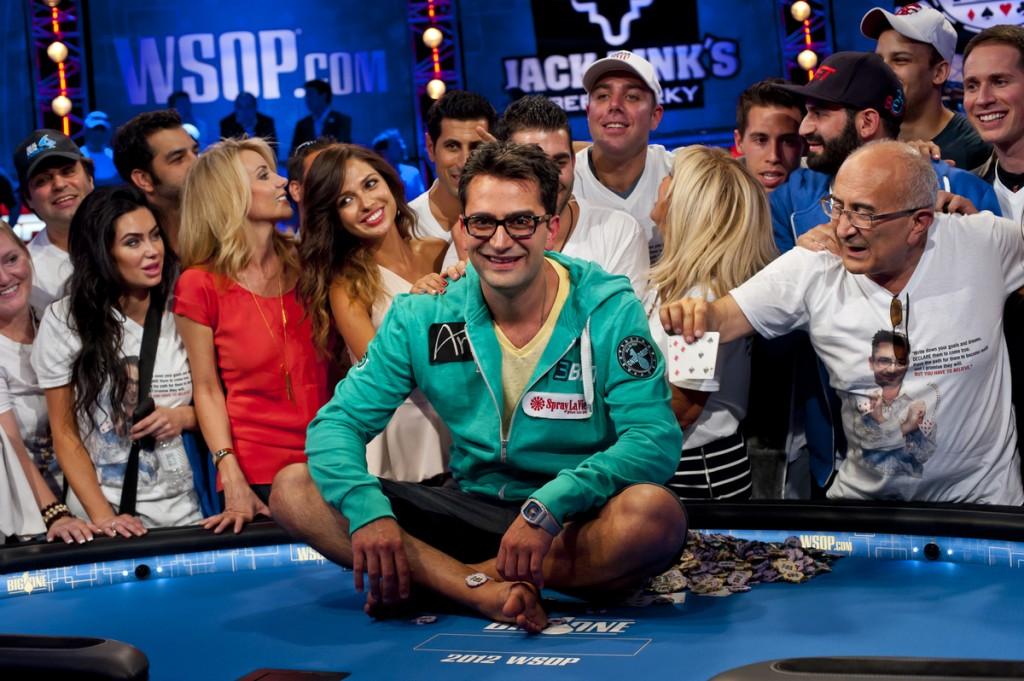 "WSOP Big One for One Drop - Antonio ""The Magician"" Esfandiari wint ,3 miljoen! 104"