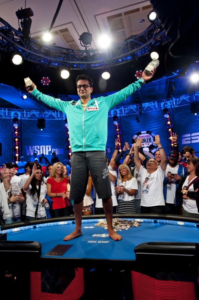 "WSOP Big One for One Drop - Antonio ""The Magician"" Esfandiari wint ,3 miljoen! 105"