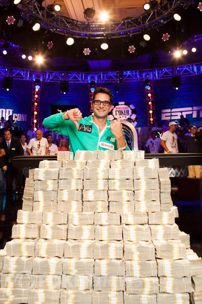 tournoi de poker casino